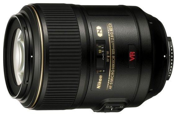 Объектив Nikon 105mm f 2.8G IF-ED AF-S VR Micro-Nikkor объектив olympus m zuiko ed 40 150 mm f 2 8 pro for micro four thirds