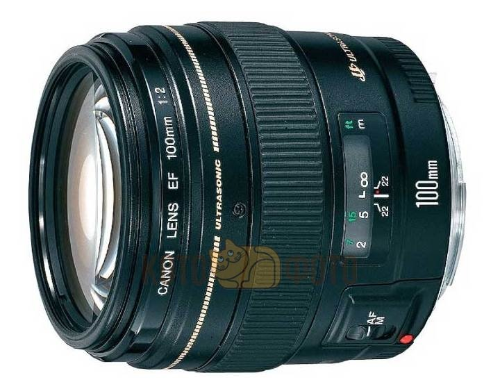 Объектив Canon EF 100mm f 2.0 USM объектив canon ef 24mm f 2 8 is usm черный