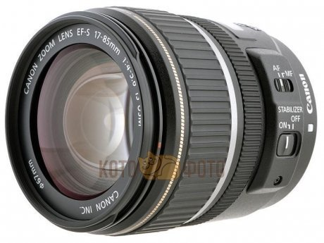 �������� Canon EF-S 17-85 F 4-5.6 IS USM