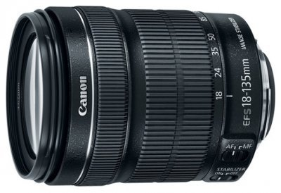 Объектив Canon EF-S 18-135mm f 3.5-5.6 IS STM