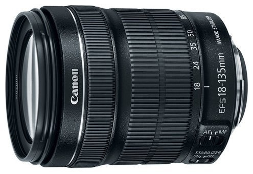 Объектив Canon EF-S 18-135mm f 3.5-5.6 IS STM (oem) цена