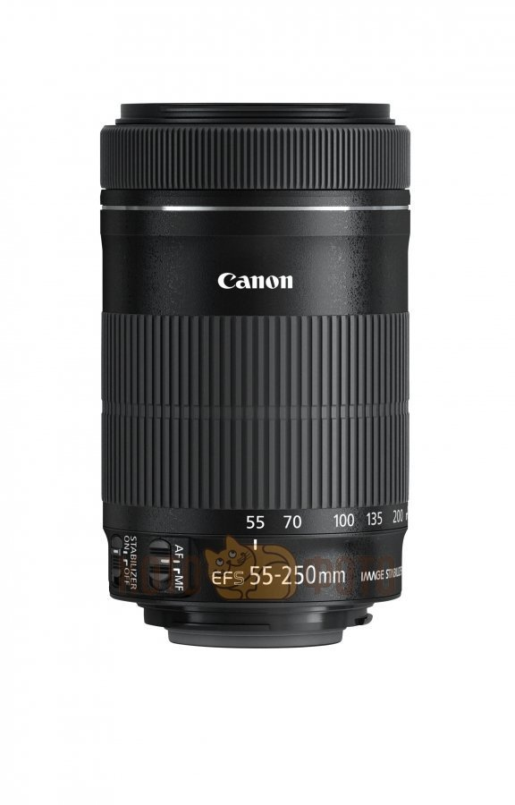 Объектив Canon EF-S 55-250mm f:4-5.6 IS STM
