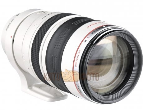Объектив Canon EF 100-400 f 4.5-5.6L USM IS