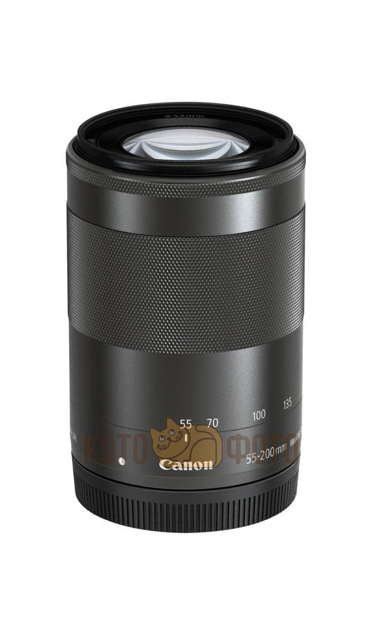 Объектив Canon EF-M 55-200mm f:4-5.6 IS STM