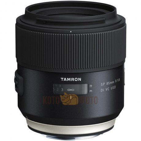 Объектив Tamron SP AF 85mm f|1.8 Di VC USD Canon