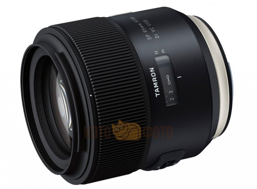 Объектив Tamron SP AF 85mm f;1.8 Di VC USD Canon