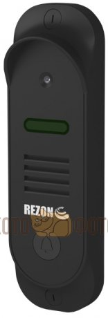 Вызывная панель Rezon Shield (black, gold)