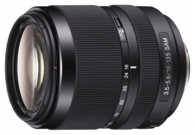 Sony DT 18-135mm f 3.5-5.6 SAM (SAL-18135 )