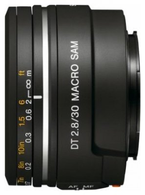 Sony 30mm f 2.8 DT Macro SAM (SAL-30M28)