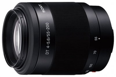 Sony DT 55-200mm f|4-5.6 SAM (SAL-55200-2)
