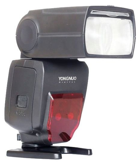 Вспышка YongNuo Speedlite YN-660 yongnuo rf605c wireless group flash trigger transceiver for canon dslr camera 2 pcs