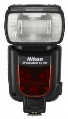 Фотовспышка Nikon Speedlight SB-910 idlamp 830 830 8pf whitechrome