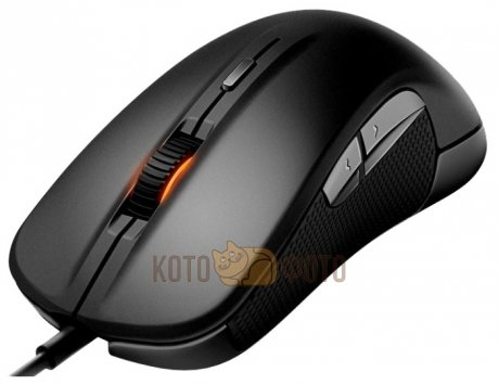 Компьютерная мышь Steelseries Rival 300 62351 черный