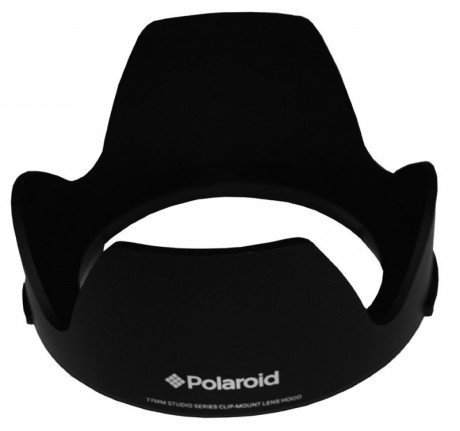 Бленда Polaroid Clip Mount 77mm