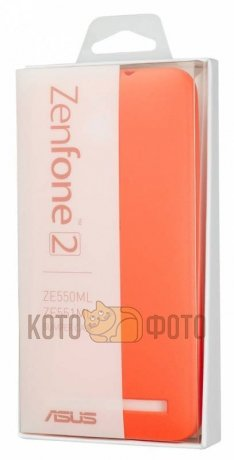 Бампер Asus для Asus ZenFone ZE55* PF-01 Orange