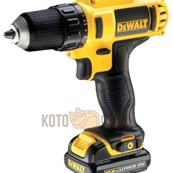 Дрель-шуруповерт аккумуляторная DeWalt DCD710D2 le100 multi function desktop socket countertop manual flip table plug multimedia interface