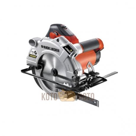 Пила дисковая Black & Decker (B&D) KS1400L-QS