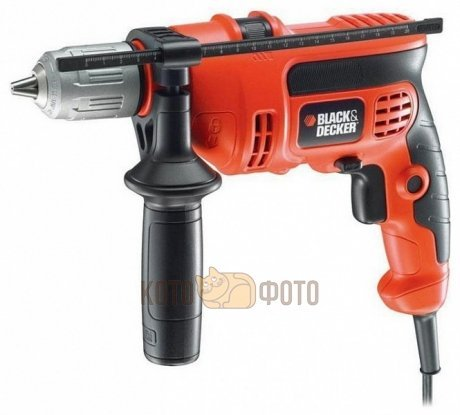 Дрель Black & Decker (B&D) CD714CRES-XK
