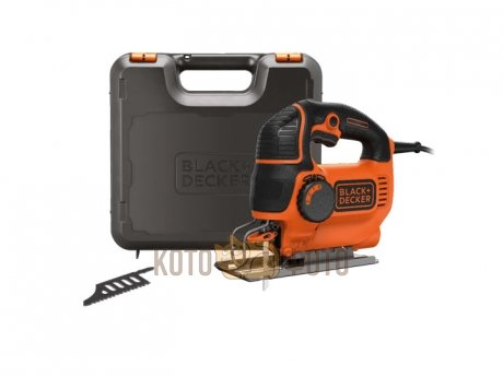 Лобзик Black & Decker (B&D) KS901SEK-XK