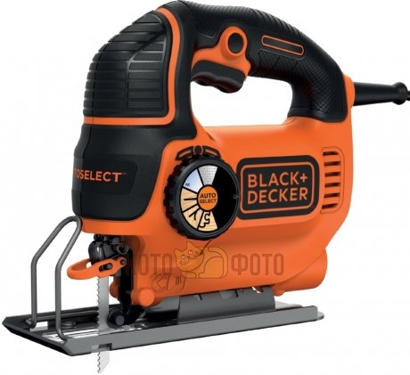 Лобзик Black & Decker (B&D) KS901PEK-XK