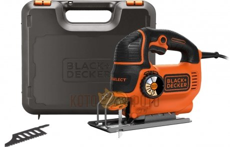 Лобзик Black & Decker (B&D) KS801SEK-QS