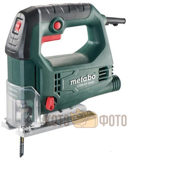 Лобзик Metabo STEB 65 Quick (601030000) цена