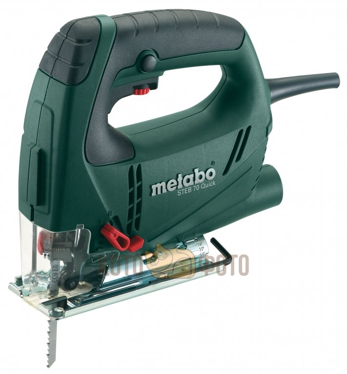 Лобзик Metabo STEB 70 Quick в кейсе (601040500) metabo steb 70 quick 601040000