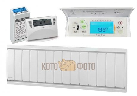 Конвектор Noirot Calidou Smart (low) 1000