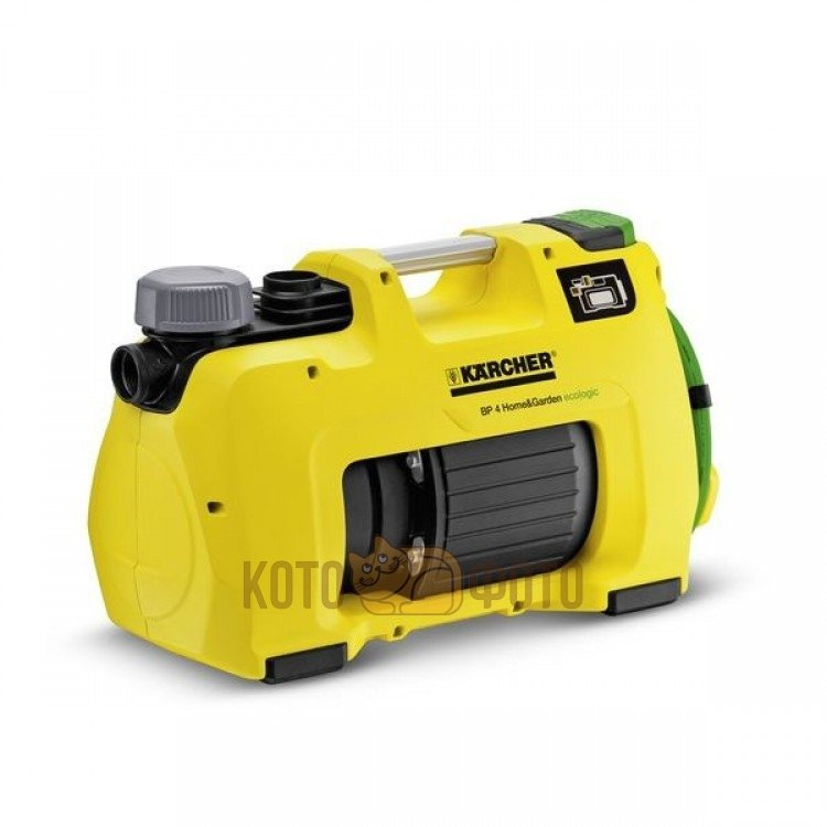 Садовый насос Karcher BP 4 Home & Garden eco!ogic (1.645-354) насос karcher bp 4 home