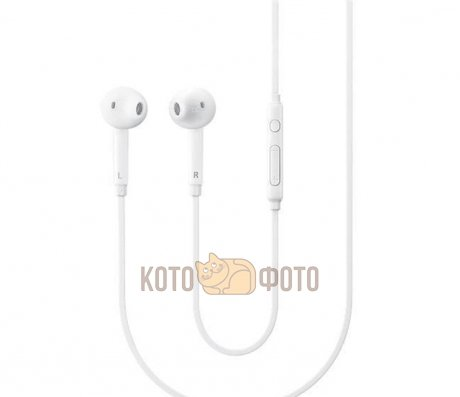 Гарнитура проводная Samsung EO-EG920L In-Ear-Fit White samsung in ear fit eo eg920lwegru white