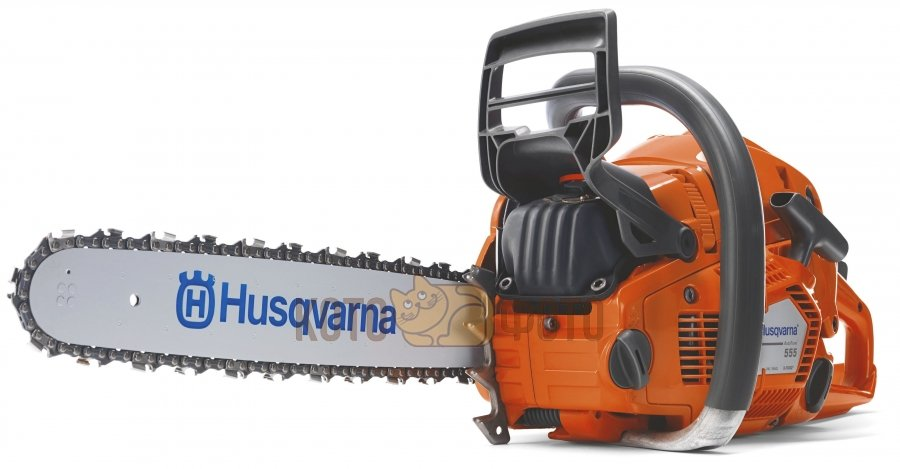 Бензопила Husqvarna 555 9660109-15 бензопила hitachi cs51ea
