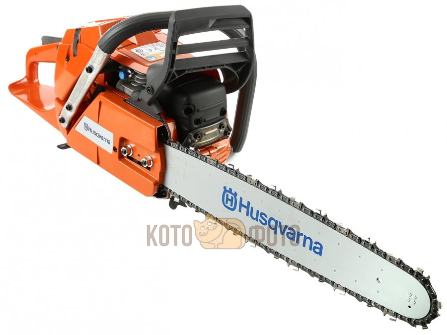Бензопила Husqvarna 372XP 9657029-18 бензопила hitachi cs51ea