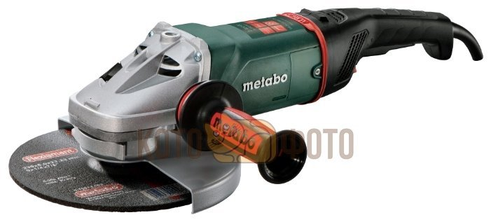 цена на Угловая шлифмашина Metabo WE 26-230 MVT Quick (606475000)