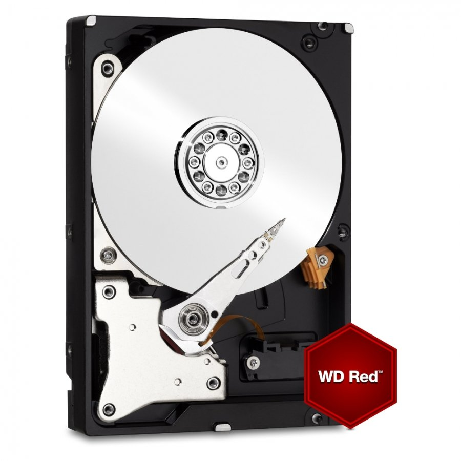 Жесткий диск WD Red 8Tb (WD80EFZX)
