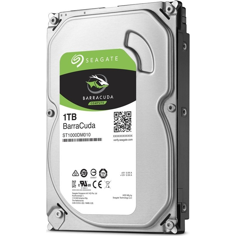 Жесткий диск Seagate Barracuda 1Tb (ST1000DM010) цена и фото