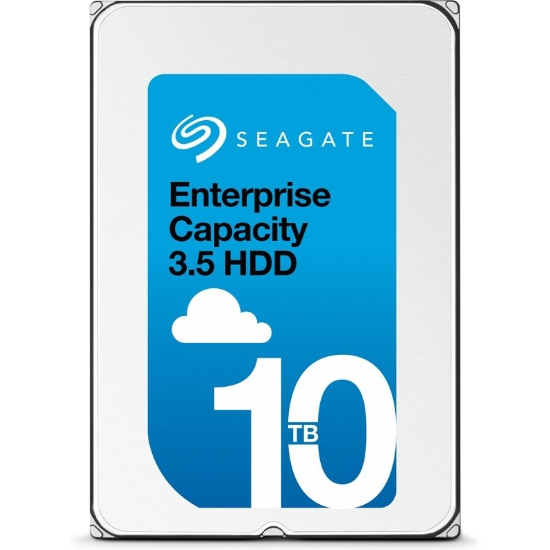 Жесткий диск 10Tb Seagate Enterprise Capacity 512E ST10000NM0096 3. SAS
