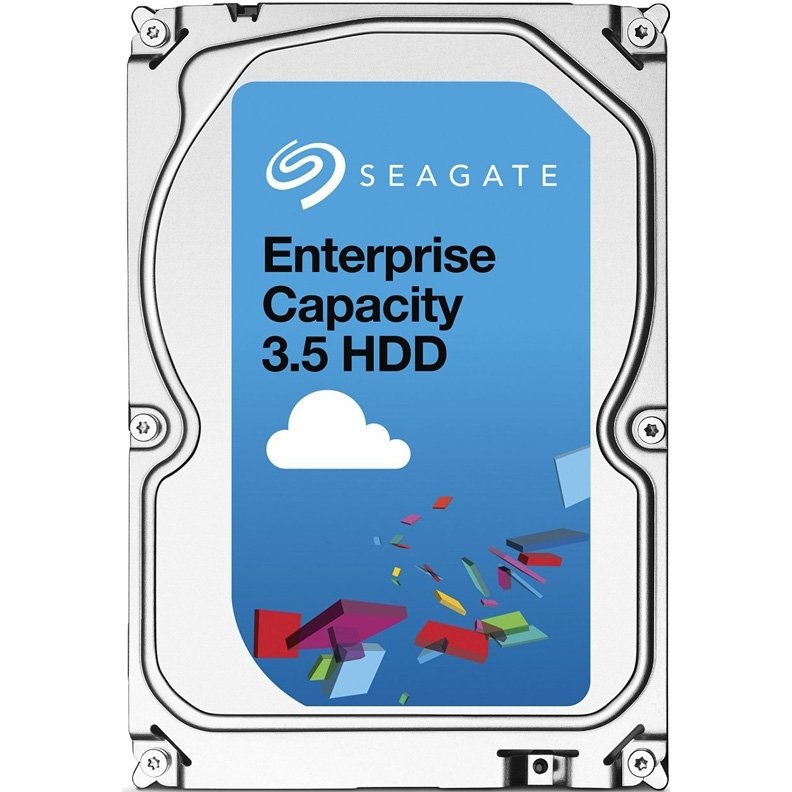 Жесткий диск Seagate Enterprise Capacity 4Tb (ST4000NM0035)