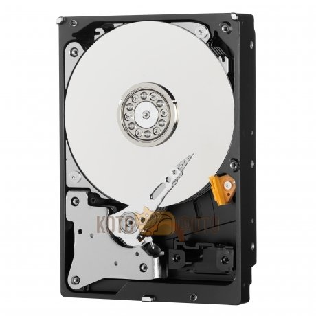 Жесткий диск WD Original SATA-III 6Tb WD60PURX Purple (5400rpm) 64Mb 3.5