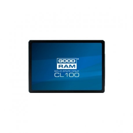 SSD накопитель GoodRam CL100 2.5 240GB (TLC)