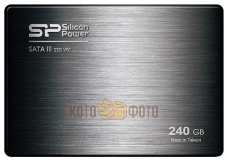 SSD накопитель Silicon Power SATA III 240Gb Velox V60(SP240GBSS3V60S25)