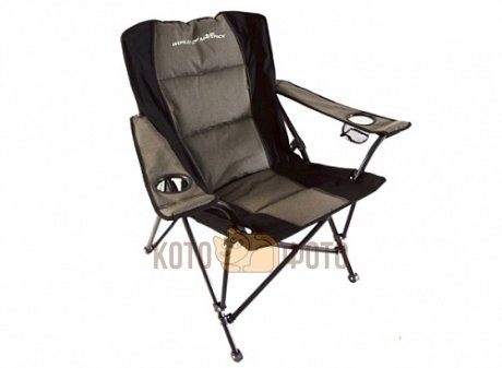 Кресло Maverick Deluxe King Chair AC124L (90*69*49|91)