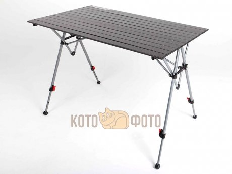 ���� Maverick Folding Table - AT024S-2 Adjustable (119*70*70)