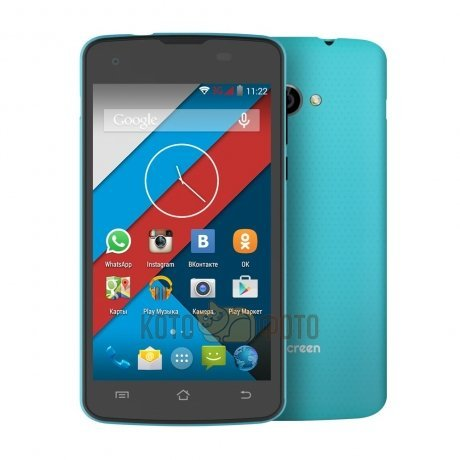 Смартфон Highscreen Spark 2 Blue
