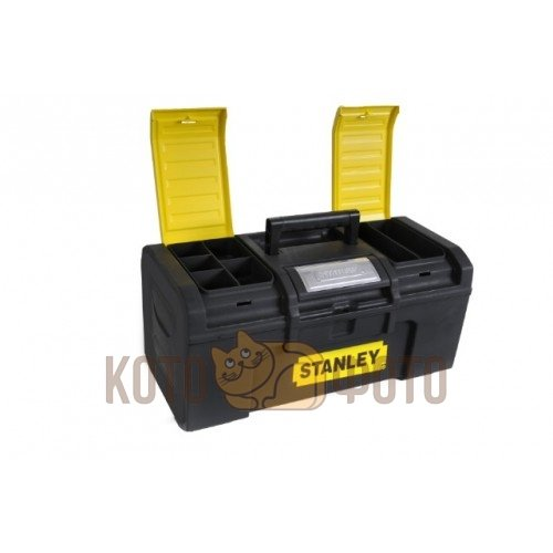 Ящик для инструмента Stanley Basic toolbox (1-79-216) ящик для инструмента stanley 20