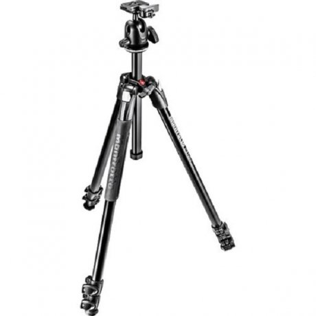 Штатив Manfrotto MK290XTA3-BH fifty shades darker no bounds riding crop длинный стек из натуральной кожи