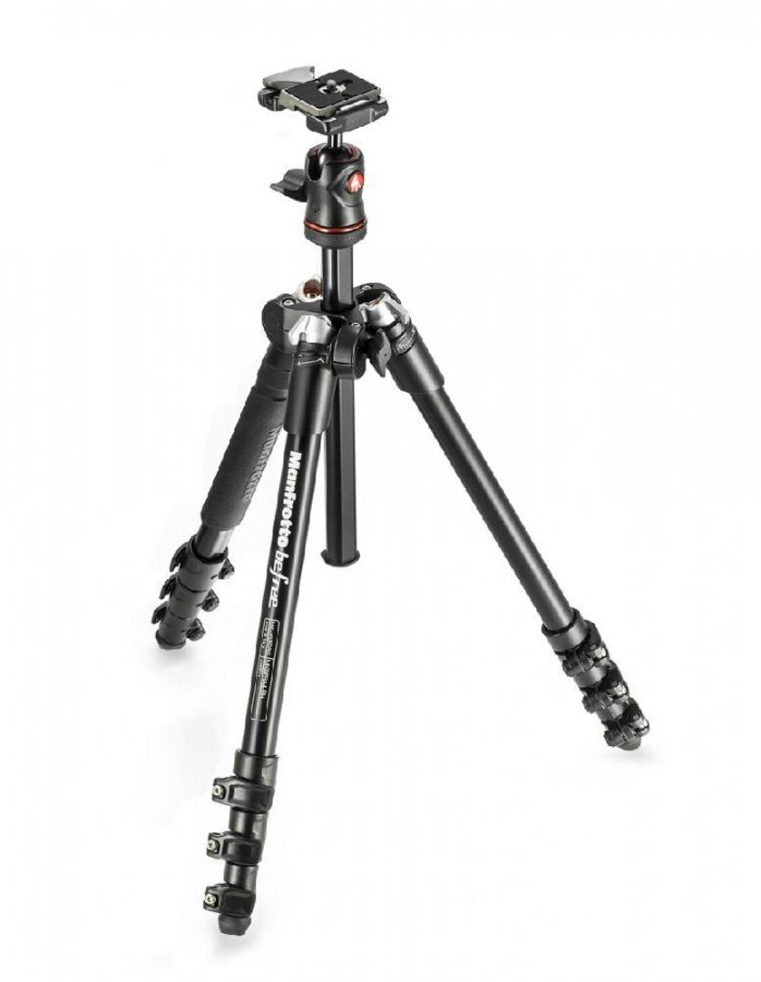 Штатив Manfrotto MKBFRA4-BH штатив manfrotto befree advanced travel twist mkbfrta4rd bh red с головой
