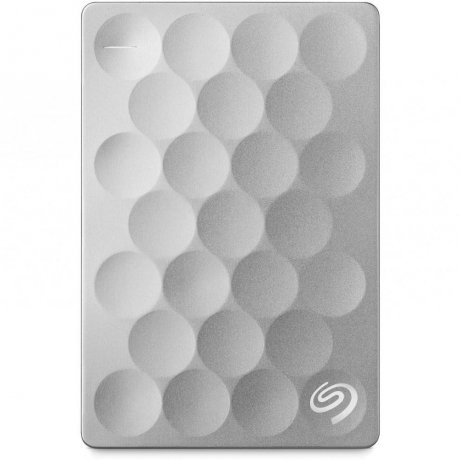 Фотография товара внешний HDD Seagate Backup Plus Ultra Slim 2Tb Platinum (STEH2000200) (106125)