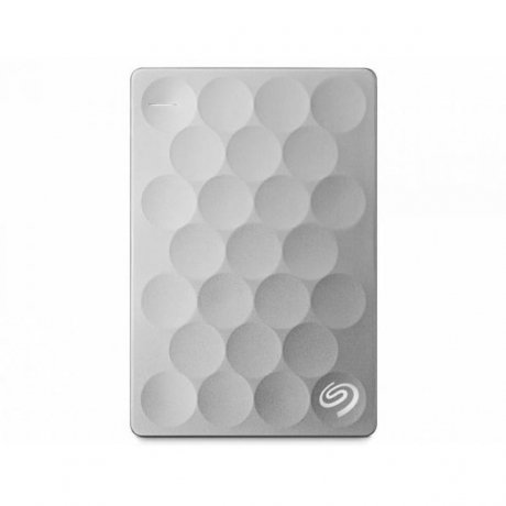 Фотография товара внешний HDD Seagate Backup Plus Ultra Slim 1Tb Platinum (STEH1000200) (106126)
