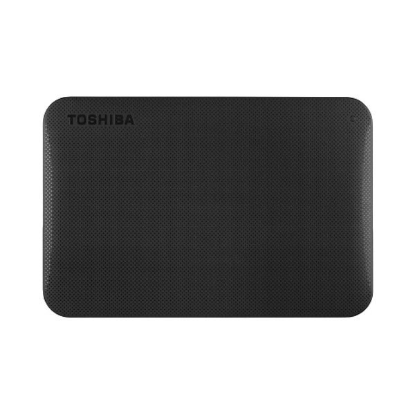 Внешний HDD Toshiba Canvio Ready 1Tb Black (HDTP210EK3AA)
