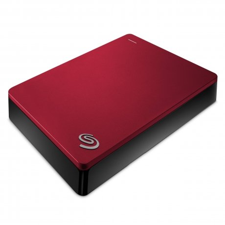Купить Внешний HDD Seagate Backup Plus Portable 4Tb Red (STDR4000902)